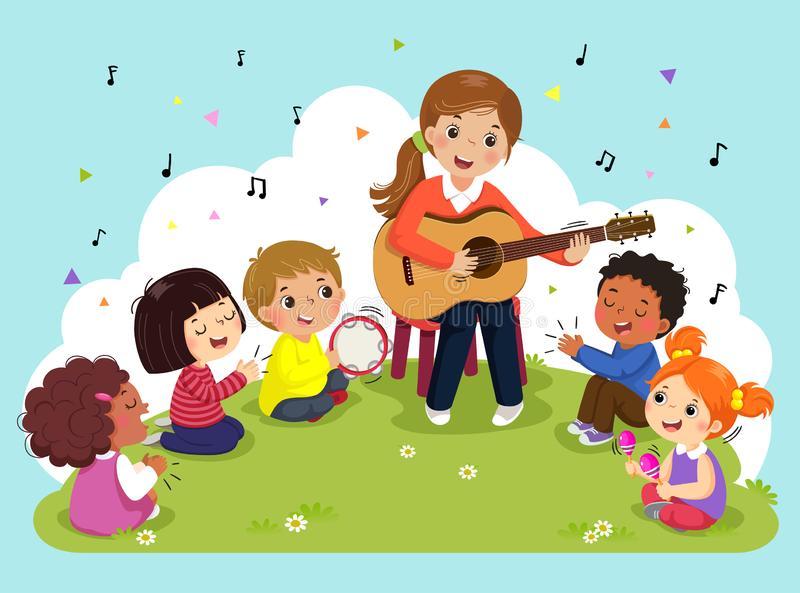 دانلود آهنگ کودکانه شاد